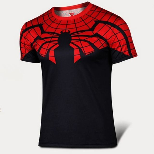 Promotion price  The  Spider Man T Shirt  Black Widow Red Venom Black Widow Spider Man Cosplay T Shirt just only $13.00 with free shipping worldwide  #tshirtsformen Plese click on picture to see our special price for you