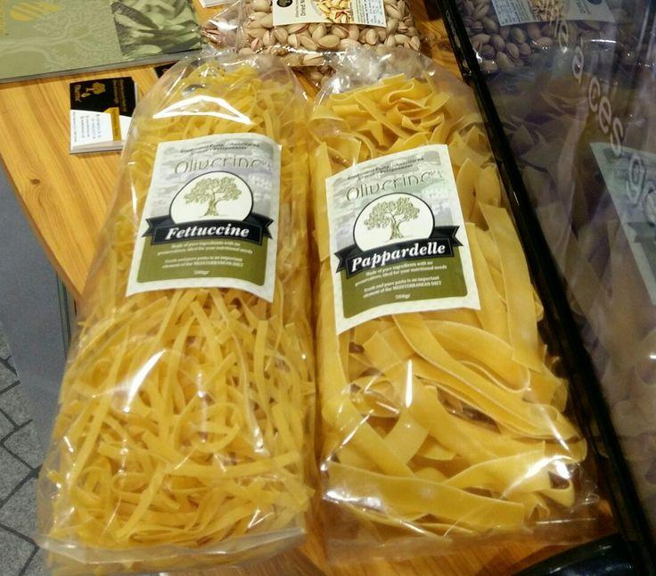 Pasta oliverine