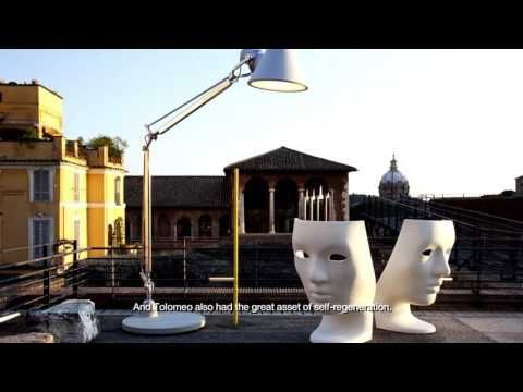 """[VIDEO] Artemide and Michele De Lucchi partnership has been very powerful and productive. Ernesto Gismondi tells about him """"he is so great and can dare fly a little higher"""". Look at this new video about a great success !"""