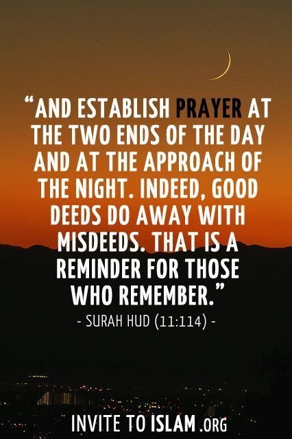 Do not neglect the prayer. Tips for waking up for Fajr: