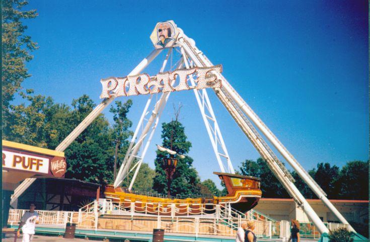 Crystal Beach Amusement Park!