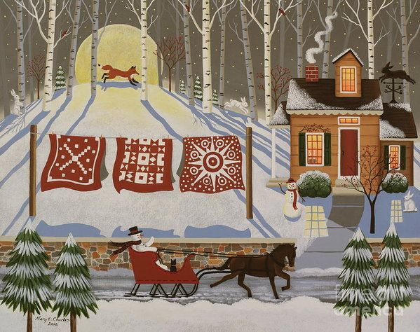 278 Best Images About Mary Charles Folk Art Paintings On