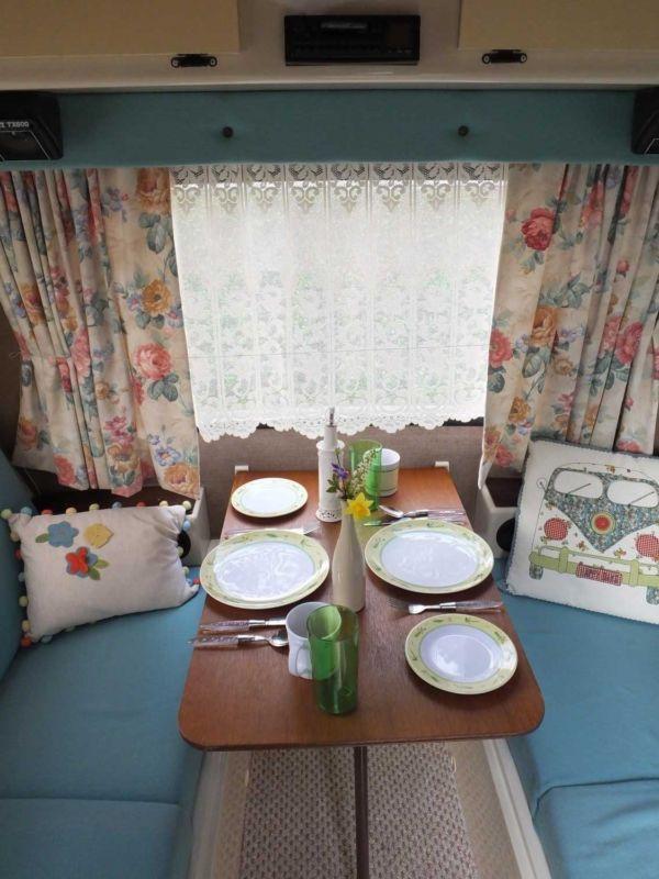 Vintage Camper Decor Iron Blog