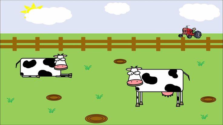 Het koeienvlaaienlied: leuk bij de Nationale Voorleesdagen 2016