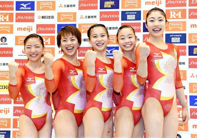 寺本、村上らリオ五輪代表決定 体操女子  - 日本経済新聞 #リオ五輪 #体操