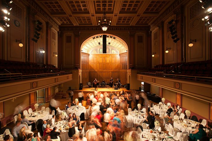 Town Hall Newcastle NSW wedding reception | Photo Credit: Something Blue Photography
