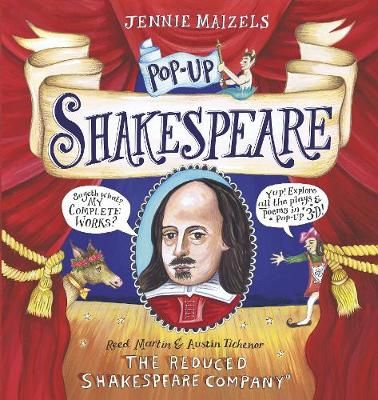 Discover all of Shakespeare's thirty-nine magnificent plays in one spectacular pop-up book from Jennie Maizels and the world-renowned comedy theatre troupe, the Reduced Shakespeare Company (R). Interactive spreads with dramatic pop-ups and lift-the-flaps bring to life each of Shakespeare's Comedies, Histories, Romances and Tragedies. Packed with ...