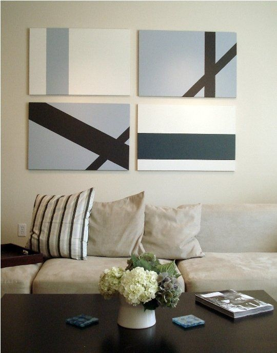 What Should I Hang Above the TV? — Good Questions   Apartment Therapy