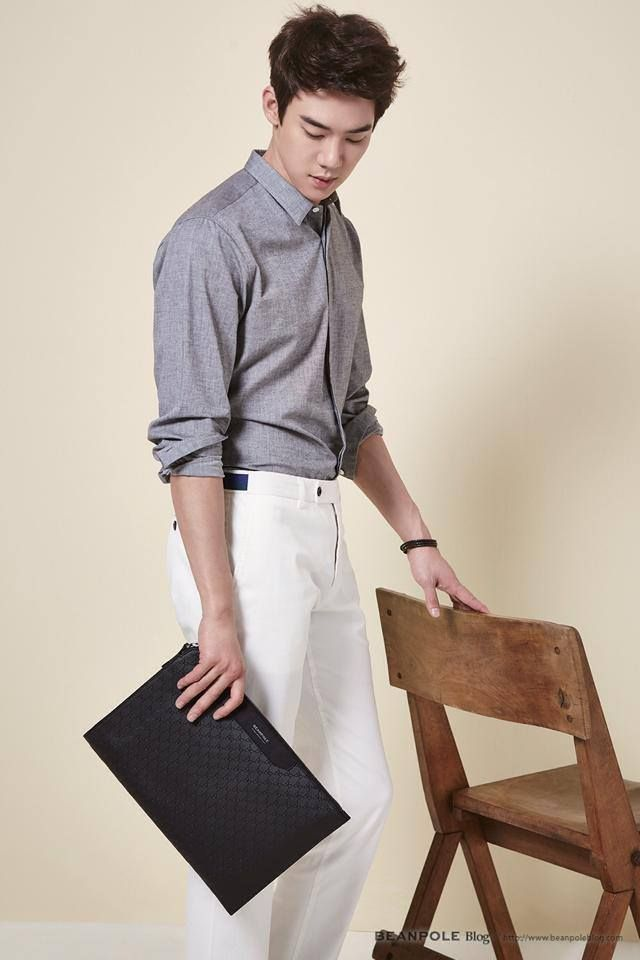 Yoo Yeon Seok  for Beanpole Accessories S/S 2015