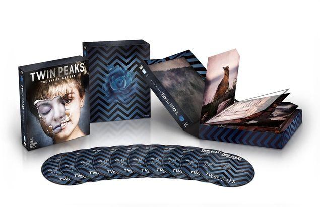 Consigli per gli acquisti per prepararsi alla terza stagione di TWIN PEAKS, la serie tv di David Lynch, attesa nel 2017.