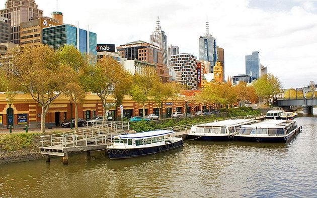 Yarra River Cruise