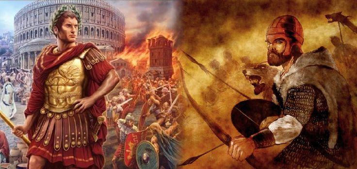 CARPII – neamul dacic care a băgat spaima în romani