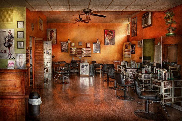 Barber - Union Nj - The Modern Salon Photograph - Barber - Union Nj ...