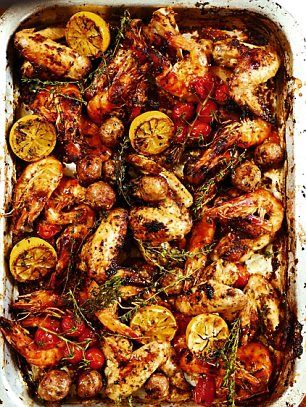 Jamie Oliver: From salad dressings to seafood, bring them to life with fresh, zingy lemon | Mail Online