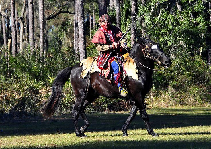 """Seminole Warrior"" by David Lee Thompson | Redbubble"