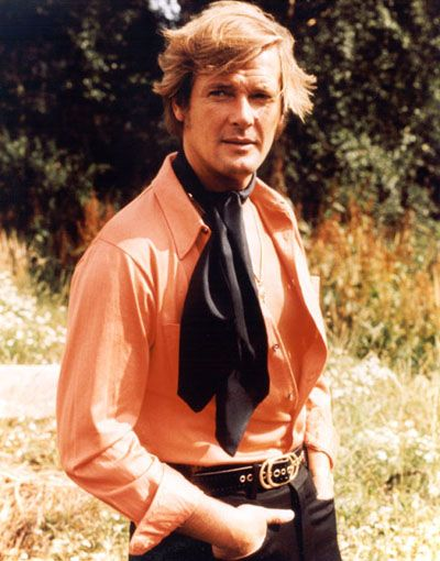 Lord Brett Sinclair (ok, Sir Roger Moore)