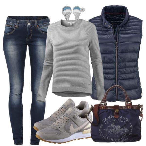 IceCream Outfit - Freizeitoutfits bei FrauenOutfits.de