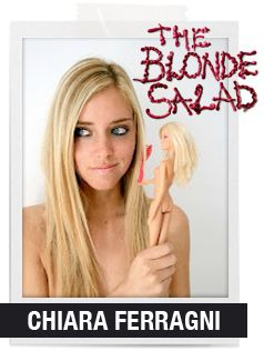 Uno dei blog più seguii al mondo ... The Blonde Salad