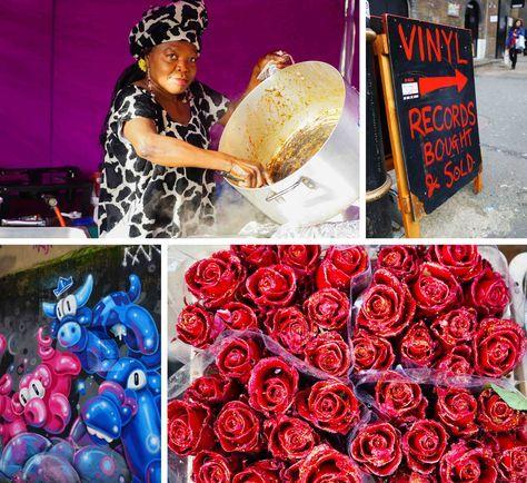 Boetiekjes met vintage kleding. Hippe foodmarkten. Geweldige street art. Gezellige koffiebarretjes en een mix van culturen. De wijk Shoreditch in East End is één van de leukste plekken van Londen. …