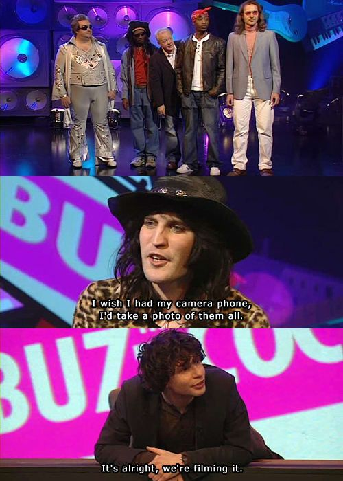 """24 Perfect Simon Amstell Comebacks From """"Never Mind The Buzzcocks"""""""