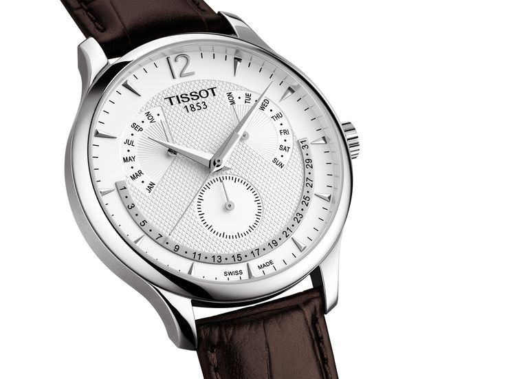 Tissot Tradition T063.637.16.037.00 Watch | ANYTIME