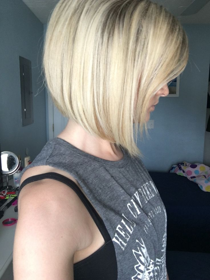 My Inverted Bob Cut Hair Projects Pinterest Bobs
