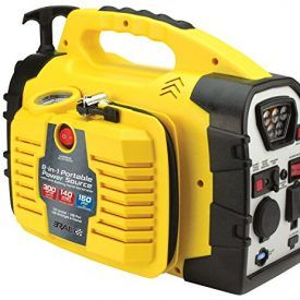 The Rally 8 in 1 Power Source and Jumpstart Unit is one of the most versatile portable jumpstart and power source units. The on-board pull handle generator ensures you will never be without power. Now you can take 140 watt of AC/DC power anywhere – perfect for roadside emergencies, power outages, camping and more. The […]