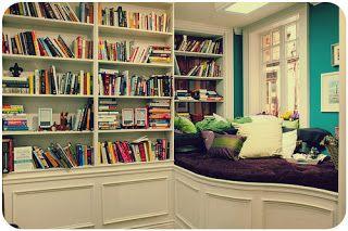 Decoração: Estantes de Livros em seu quarto