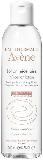 Pin for Later: Gym-Bag Beauty Staples That Work Out as Hard as You Do Eau Thermale Avène Micellar Lotion Cleanser and Make-Up Remover Eau Thermale Avène Micellar Lotion Cleanser and Make-Up Remover (£13)