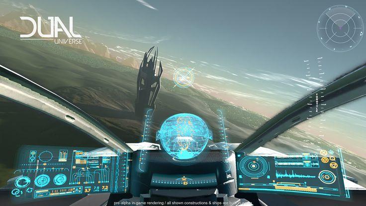 Dual Universe - Simulation Game #DualUniverse #Simulator #Simulation #Action #Rol #Multiplayer #Novaquark