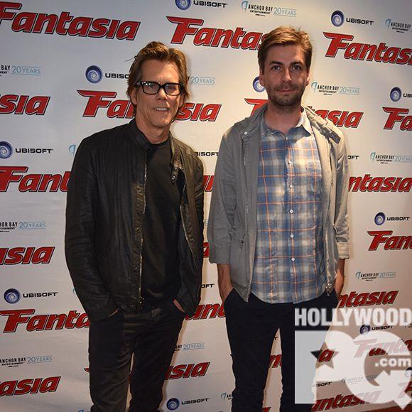 Kevin Bacon à Fantasia 2015 - Aucune contravention pour Cop Car   HollywoodPQ.com