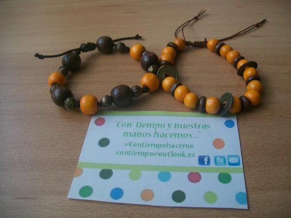 Más pulseras de la colección étnica