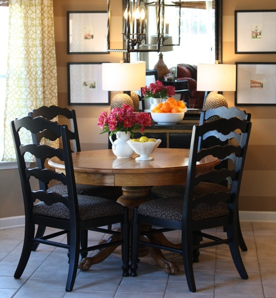 1000 images about dining room ideas on pinterest dining for Looking for round dining table