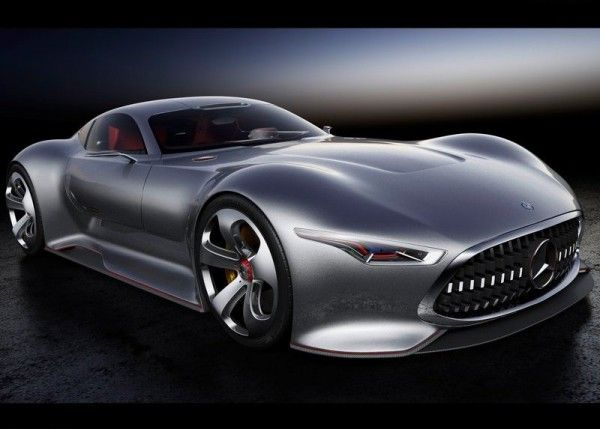 2013 Mercedes Benz Vision Gran Turismo Front Angle 600x429 2013 Mercedes Benz Vision Gran Turismo Full Reviews with Images