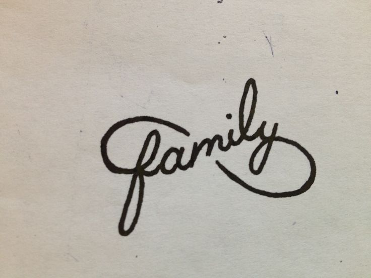 The tattoo my aunt is taking me to get for my 18th for Family symbol tattoos