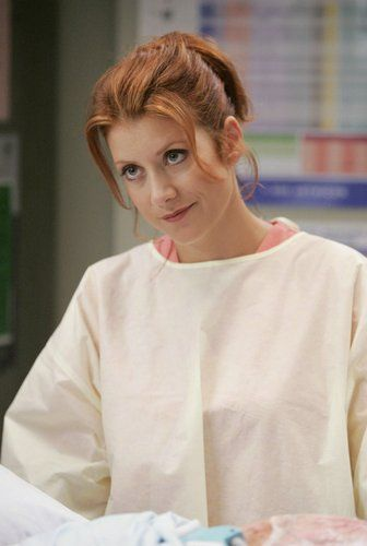 Ladies of Grey's Anatomy Image: Addison Montgomery