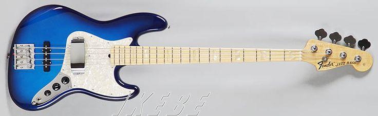 Fender USA  Custom Shop MBS 70s Jazz Bass N.O.S. / Desert Sunset Masterbuilt by Jason Smith