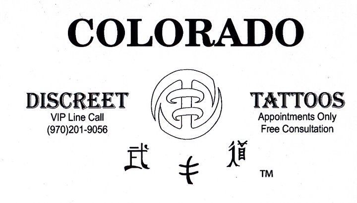 Tattoos by Leroy Barela out of Discreet Tattoos