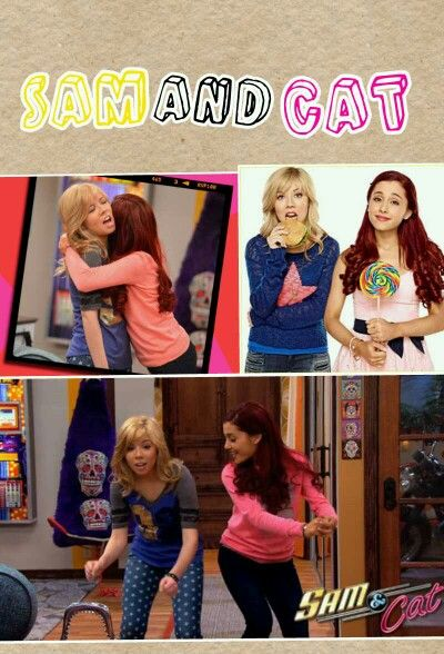sam and cat relationship