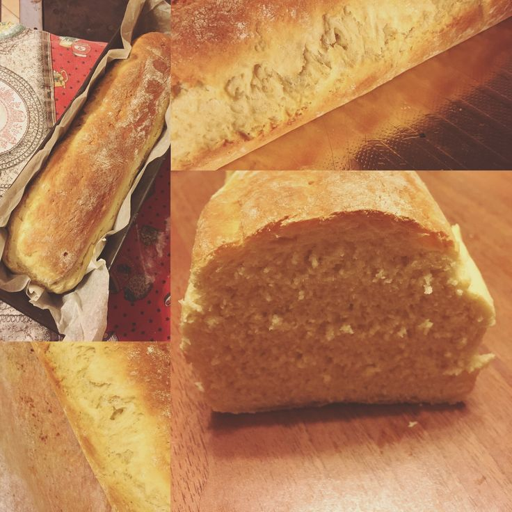 Pane al Kamut... sfornato e mangiato