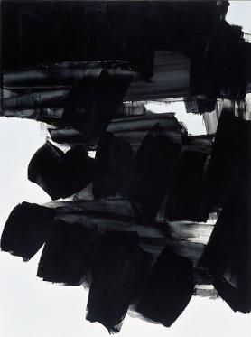 Pierre Soulages, 1963