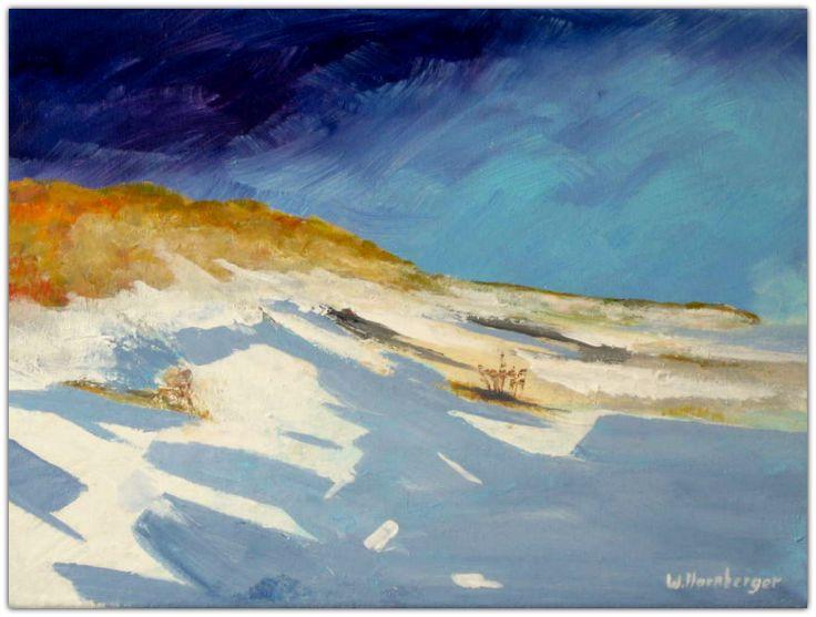 Acryl/Leinwand 30 cm x 40 cm x 1,5 cm Preis über PN  Seascape 3