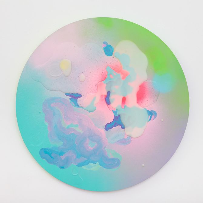 """Visible Magic"" PLOMP @ Artereal Gallery - Louise Zhang"