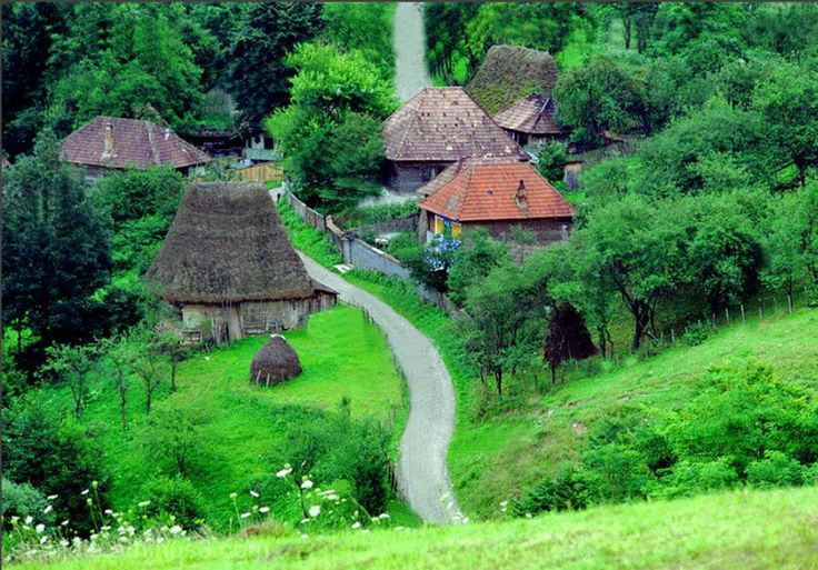Romania - Muntii Apuseni judetul Alba
