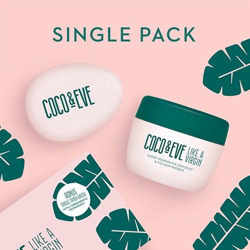 Coco & Eve - Super Nourishing Coconut & Fig Hair Masque - Coco & Eve