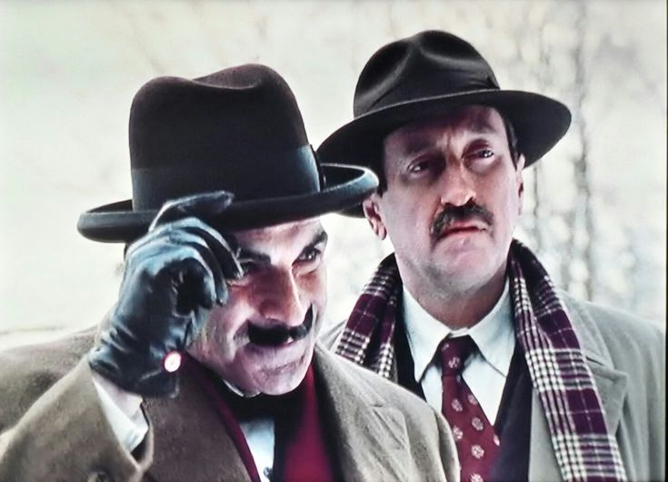 """""""Agatha Christie's Poirot"""" Hercule Poirot's Christmas"""