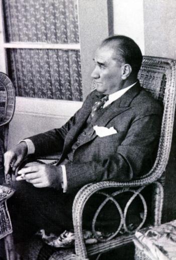 ✿ ❤ Atatürk, 30 Mart 1938