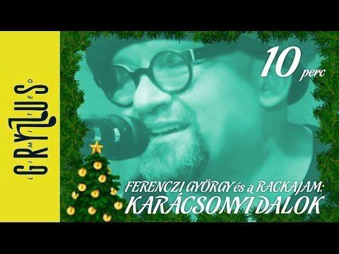 Karácsonyi dalok - Ferenczi György és a Rackajam