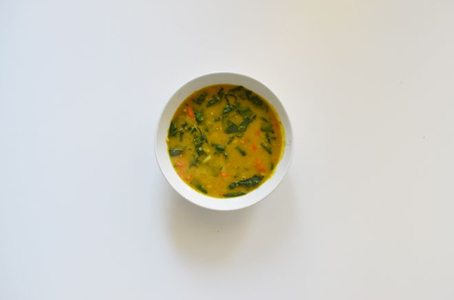 curried split pea soup with coconut milk | yum yum yummyyy | Pinterest