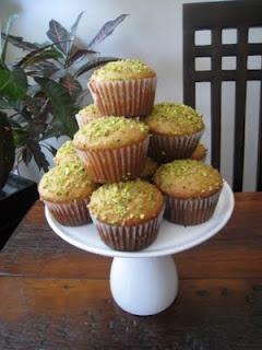 Persian Cupcakes